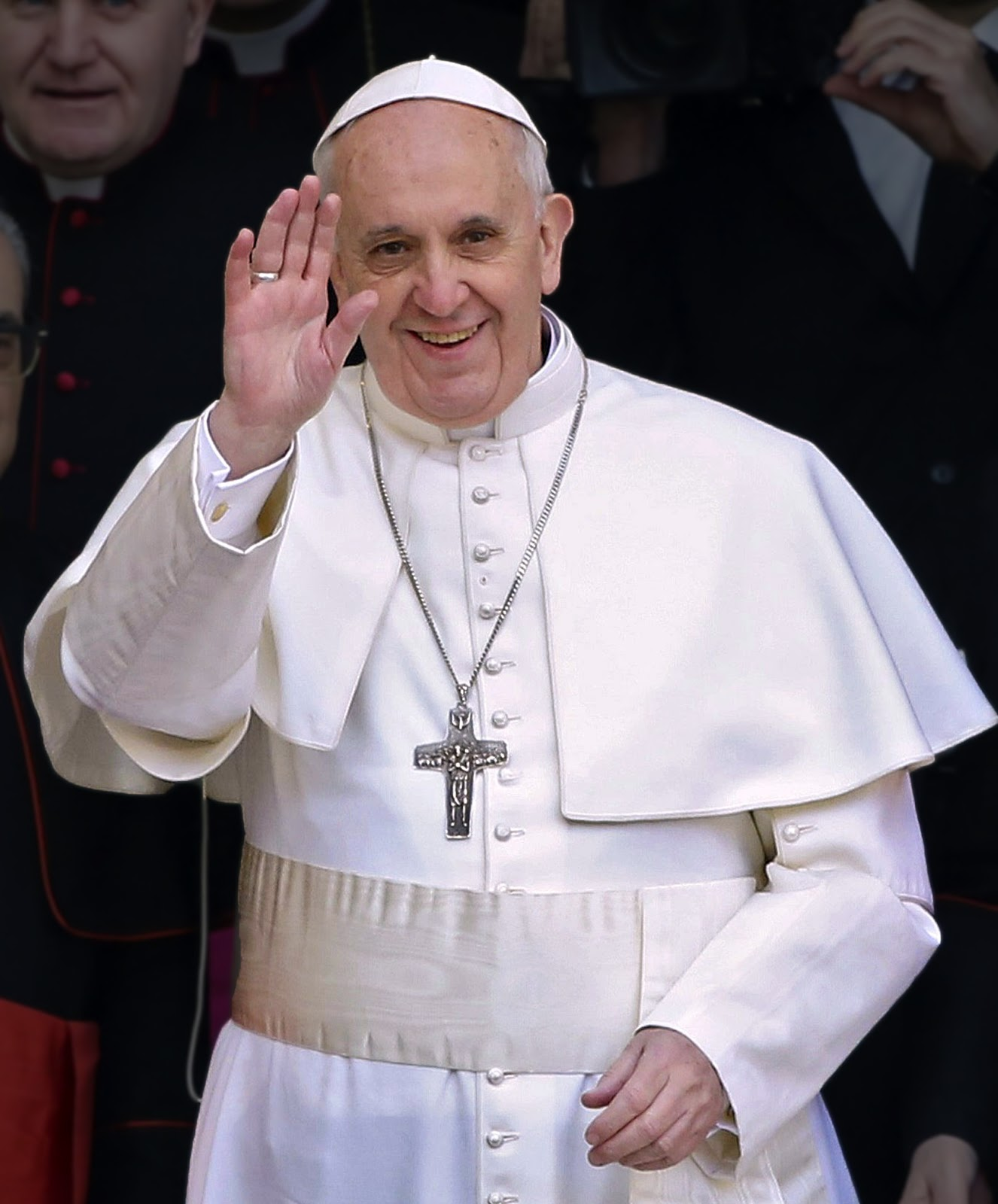 Pope Francis Condemns Racism And Declares That ���All Religions Are.
