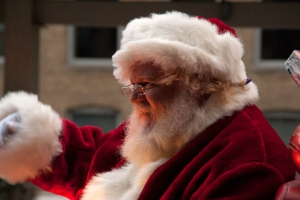 Santa Claus in Chicago